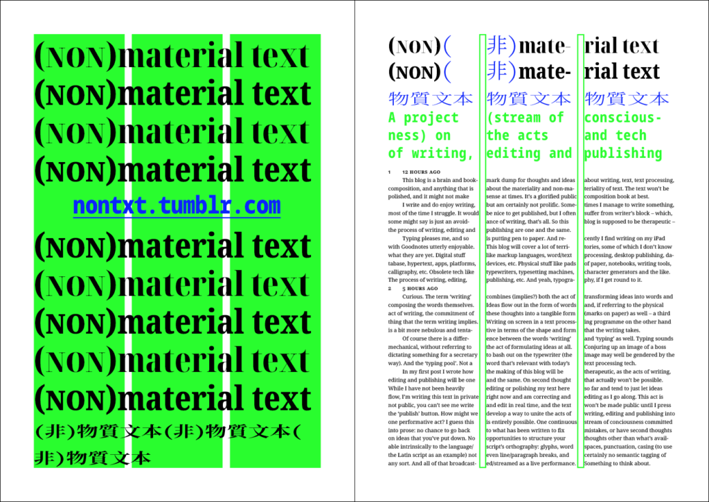 Image of a double-page spread